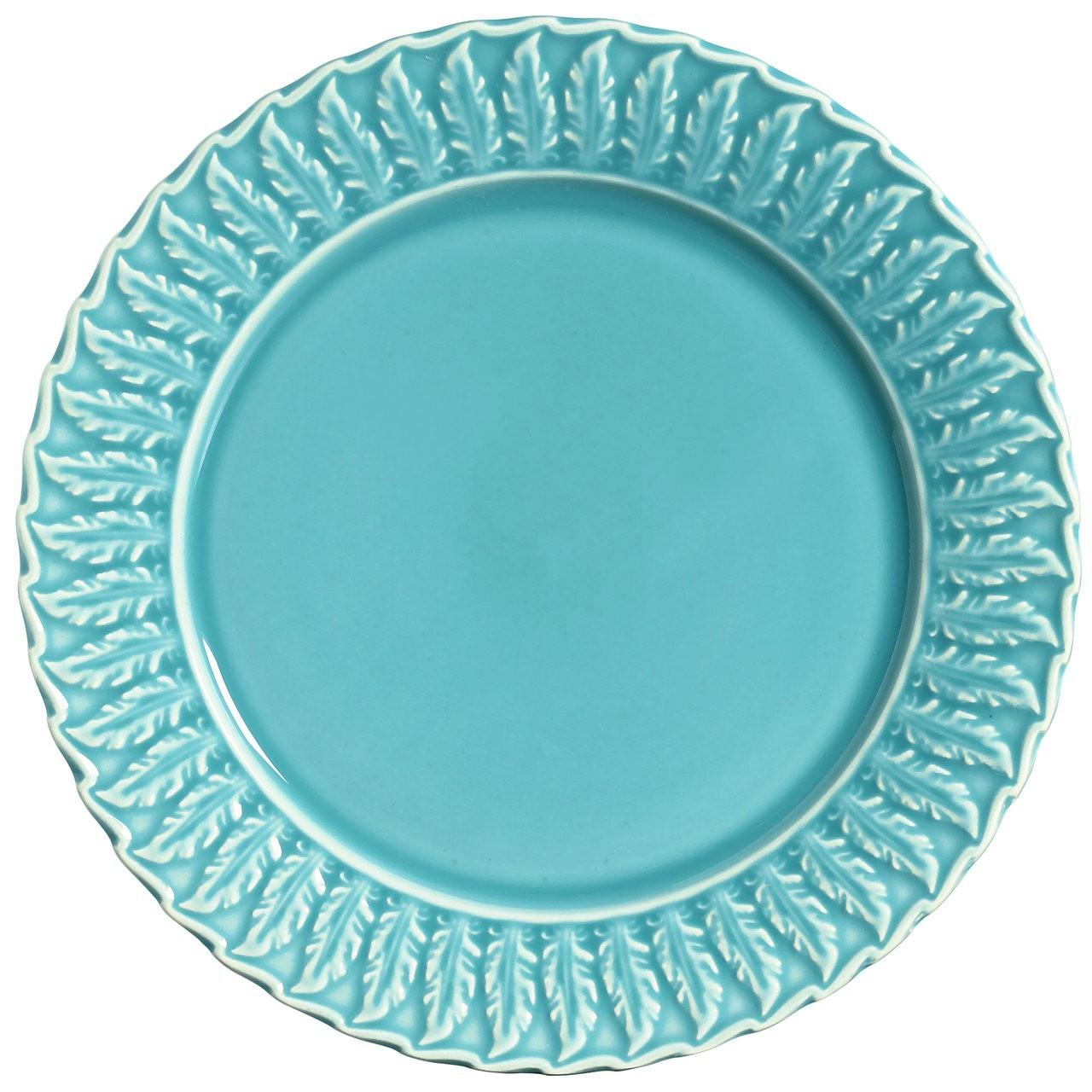 Prato Raso Panache 2 Azul (6 Unidades)
