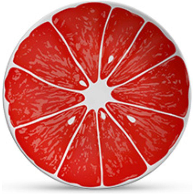 Prato Sobremesa Grapefruit Ibiza (6 Unidades)