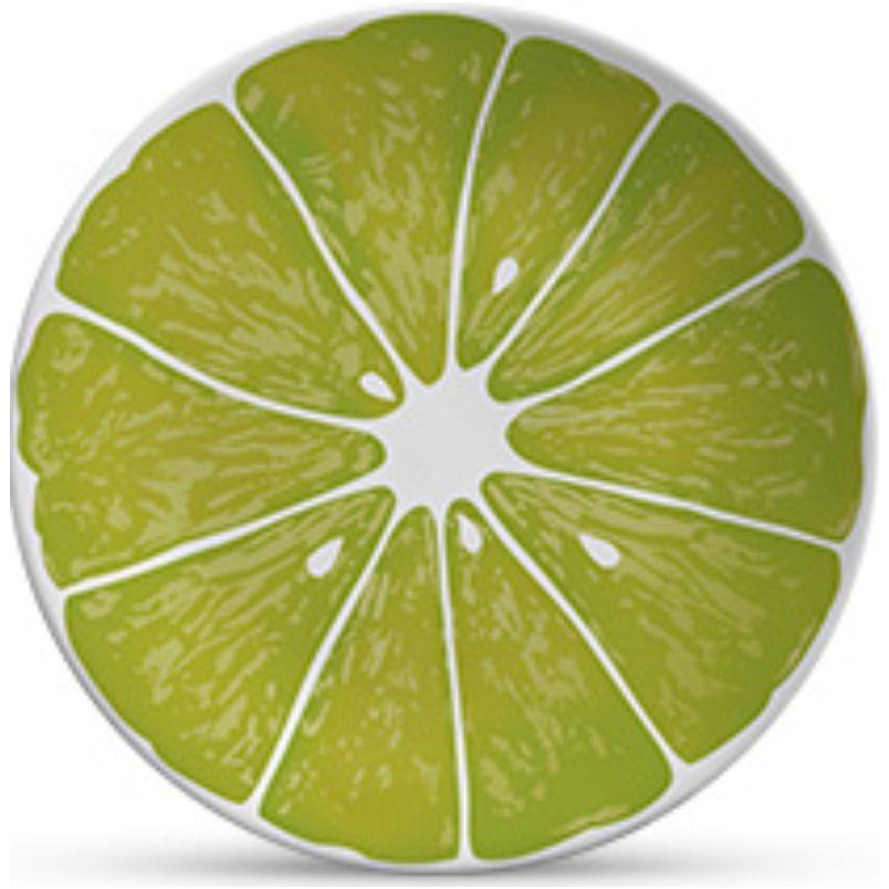 Prato Sobremesa Limão Ibiza (6 Unidades)