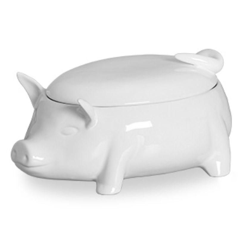 Sopeira com Tampa Pig