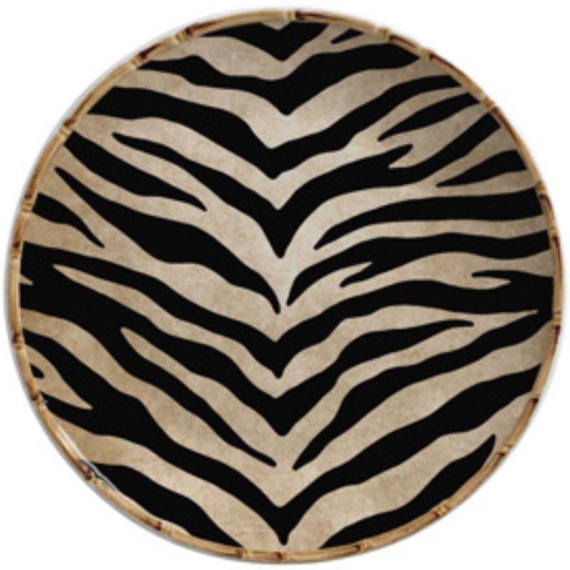 Sousplat Zebra (6 Unidades)