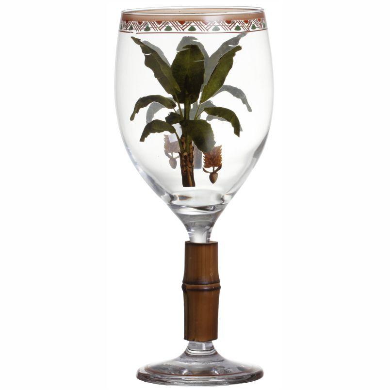 Taça de Água c/ Bambu Kenya (06 Unidades) - MB