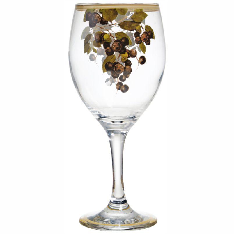Taça de Vinho Cacatuas (06 Unidades)