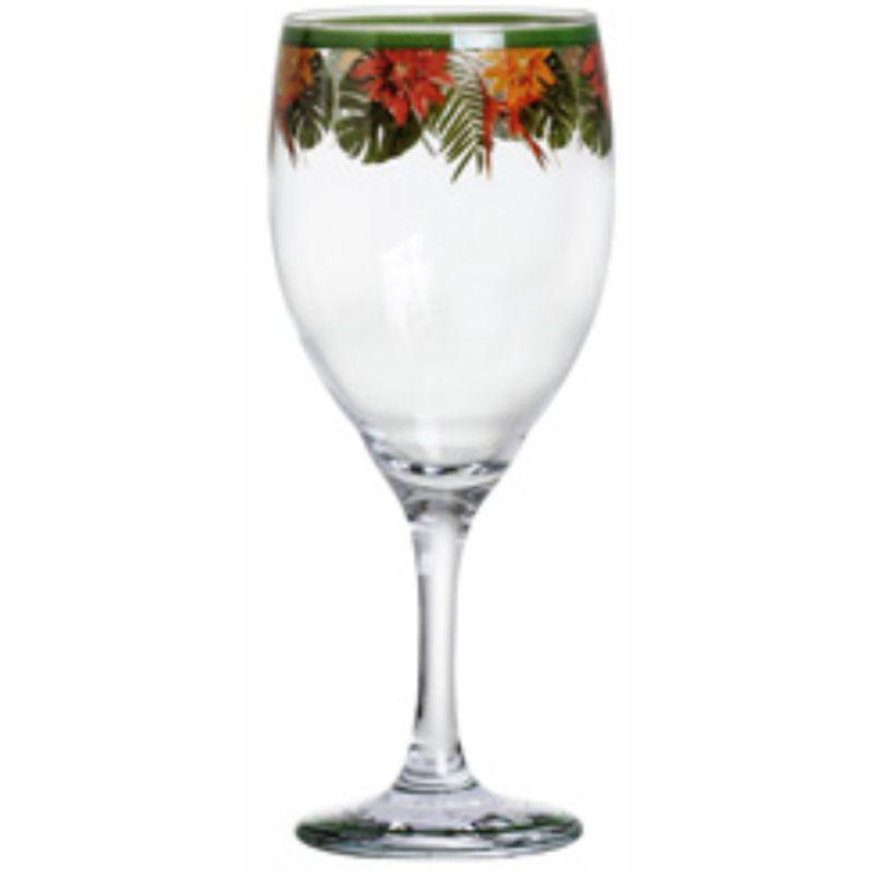 Taça de Vinho Helicônia (06 Unidades) - MB