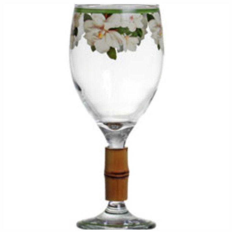 Taça de Vinho Magnólia com Bambu (06 Unidades)