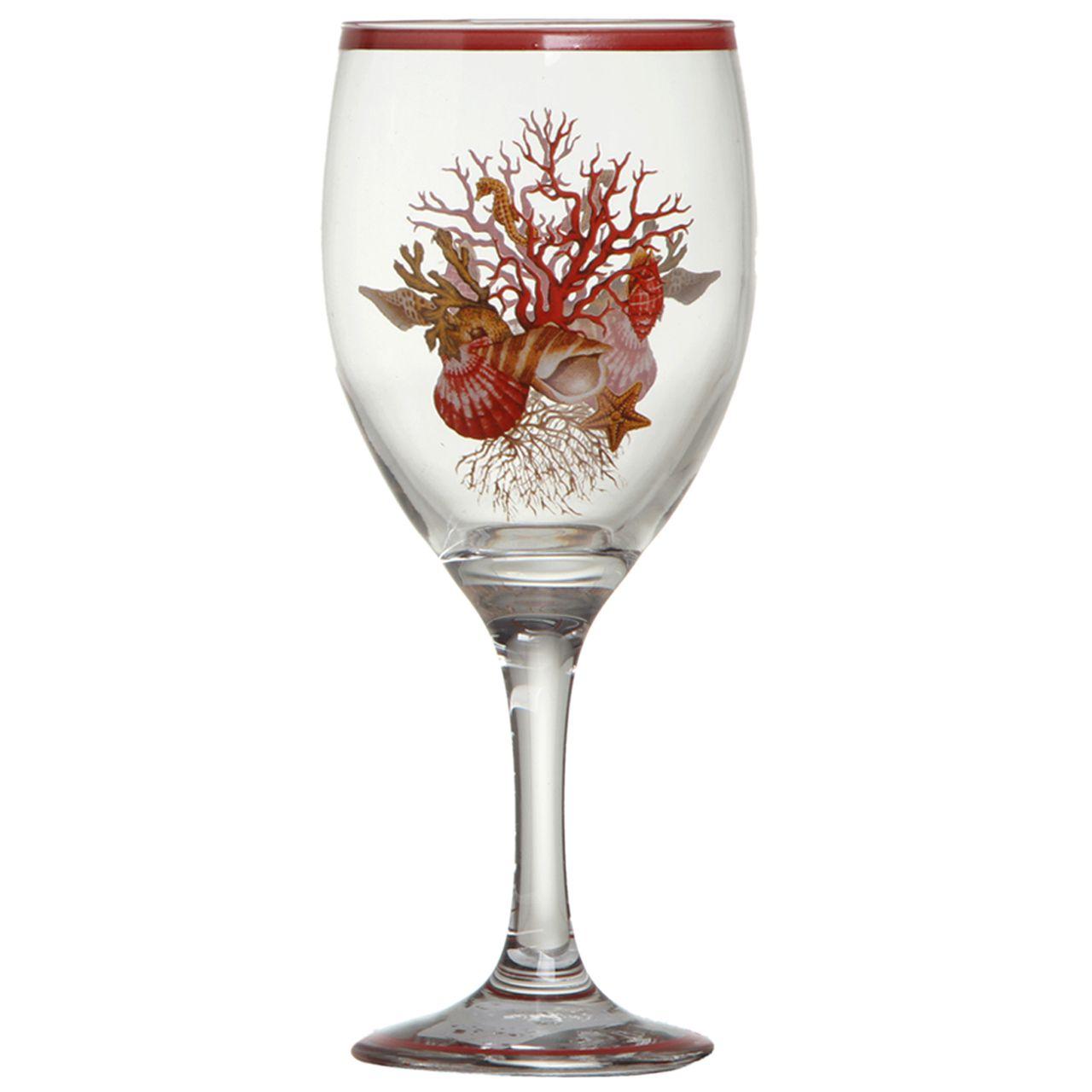 Taça de Vinho Sardenha (6 Unidades)
