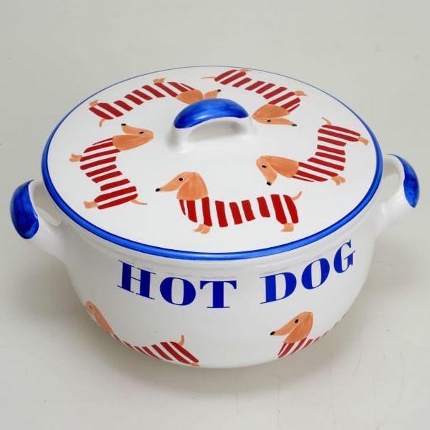 Terrina Redonda Hot Dog - LS