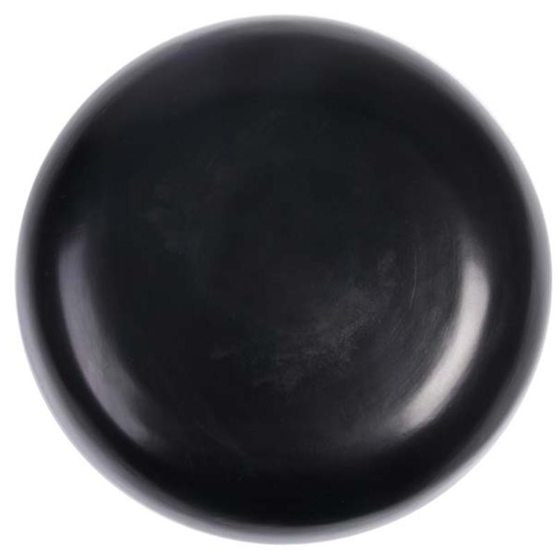 Tigela Madeira Preta 11x30cm - Cód. 4803