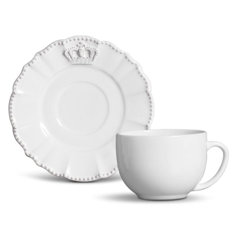 Windsor Branco - Aparelho de Jantar 20 Peças (4 Pessoas)