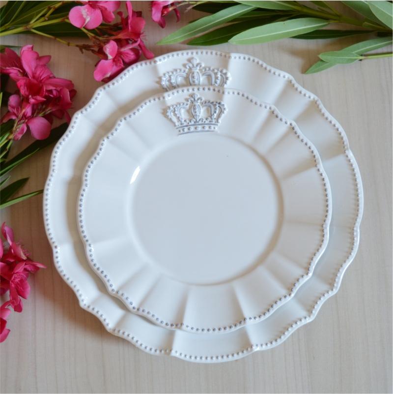 Windsor Branco - Aparelho de Jantar 30 Peças (6 Pessoas)