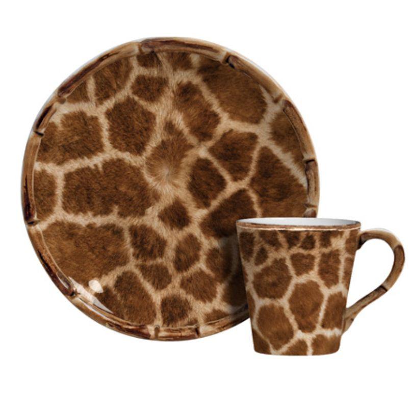 Xícara p/ Café Fauna (06 Unidades)