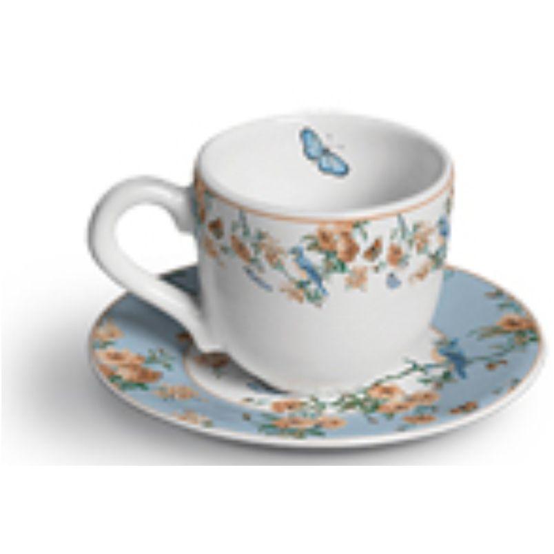 Xícara p/ Café Peonies (6 Unidades) - Cód.: 172.534 - SC