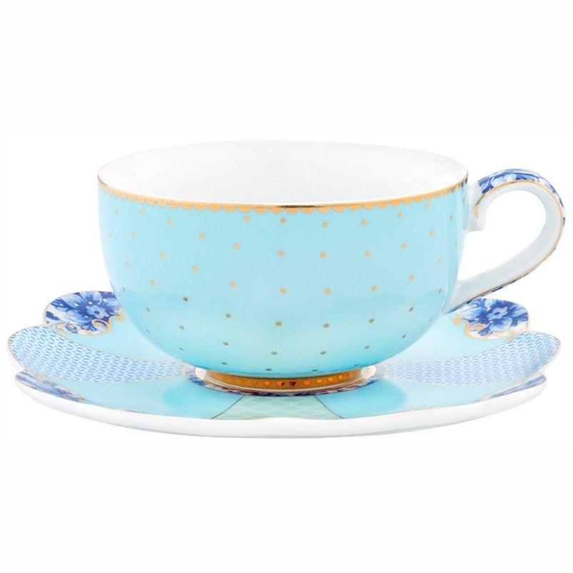 Xícara de Cafezinho Azul - Royal - Cód.: 51004070