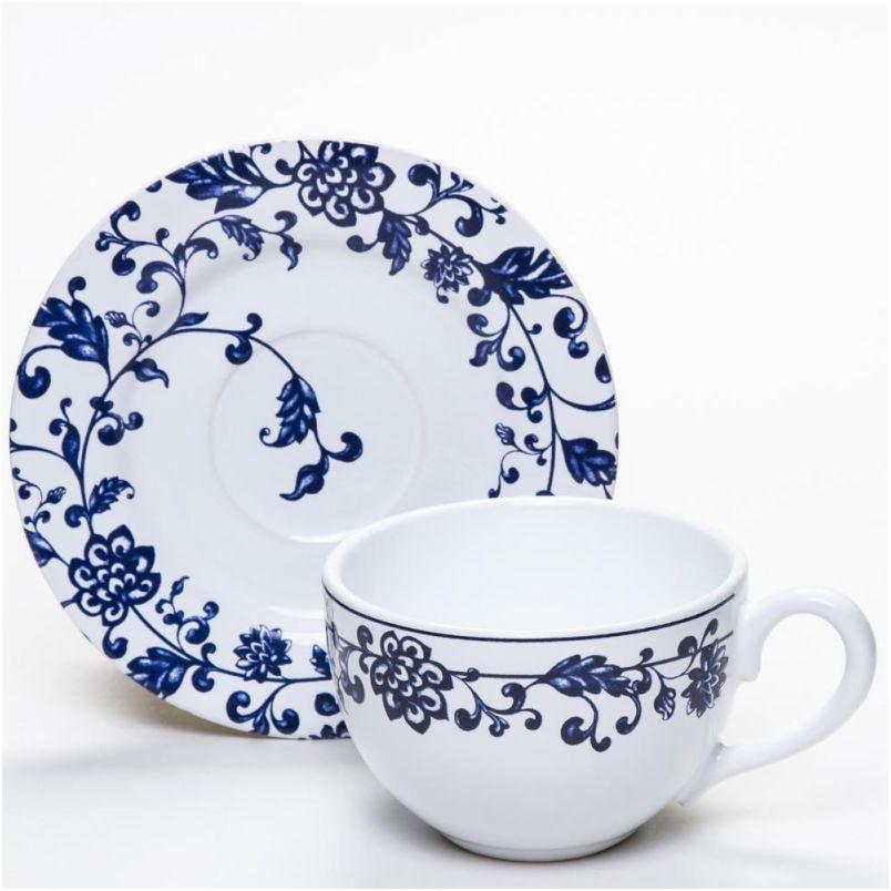 Xícara p/ Chá La Chinoise (6 Unidades)