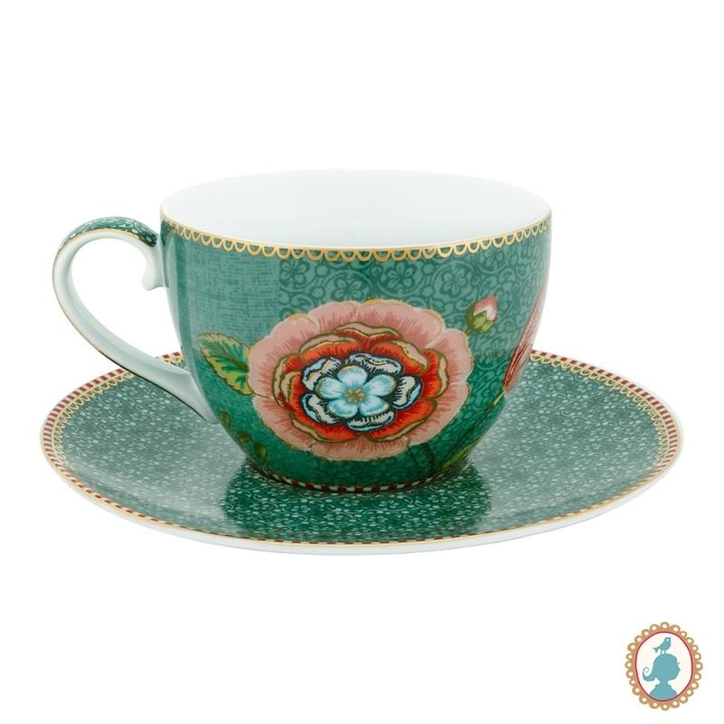Xícara de Chá Verde - Spring to Life