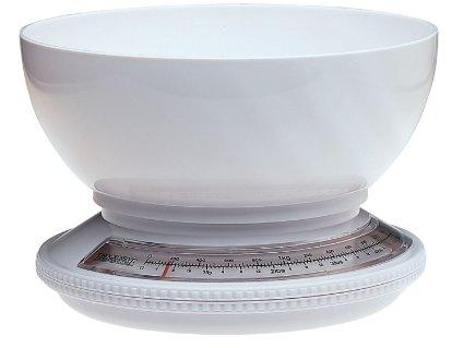 Balança de cozinha com vasilha removível 2,2 kg Produto Importado