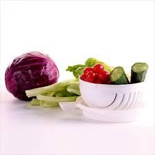 Bowl para Cortar Saladas