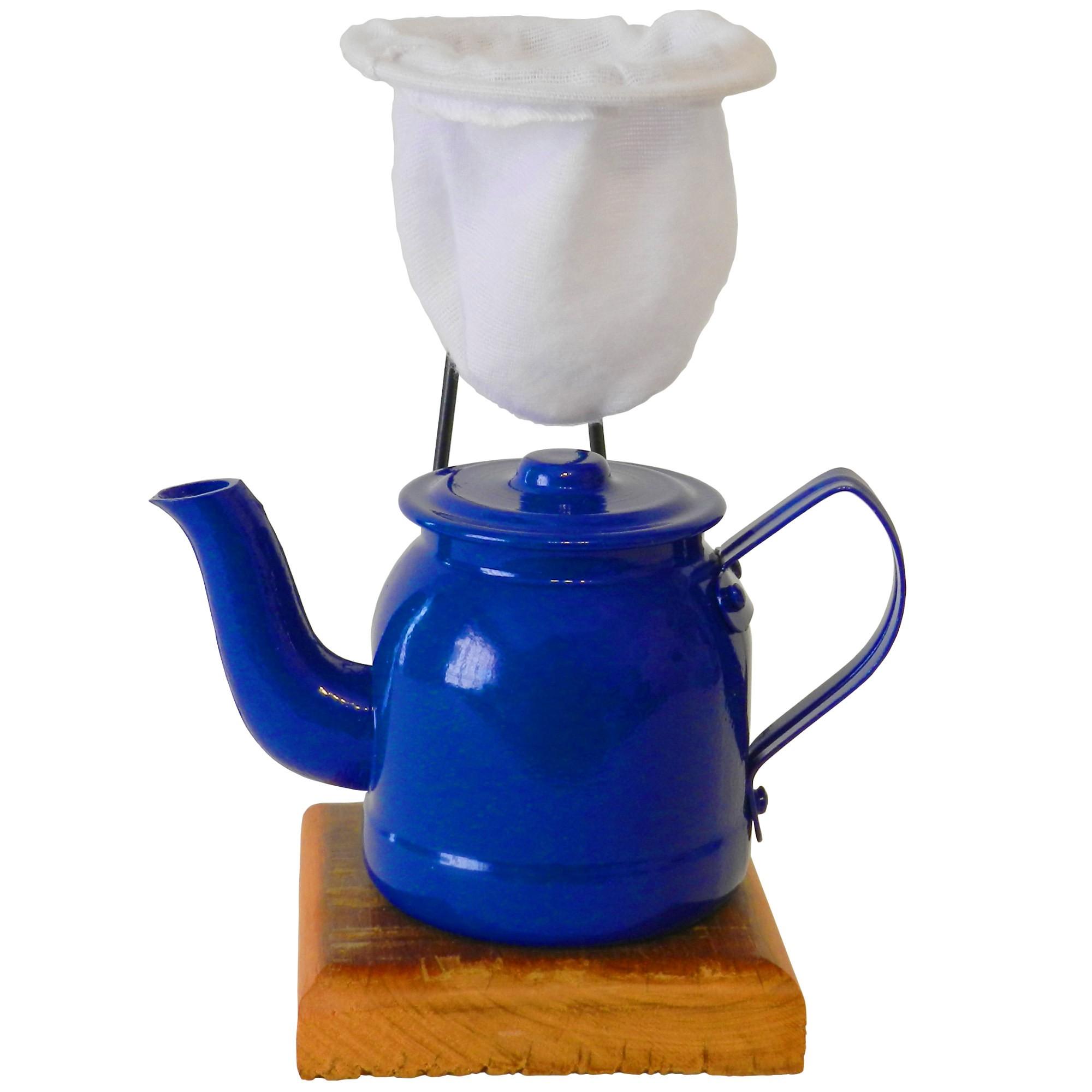 Café Egoísta - Kit para Passar Café Individual
