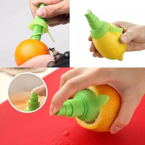 Spray pulverizador para limão