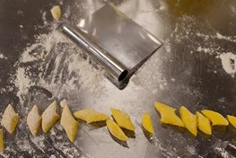 Espátula para Massas e Legumes Inox Mimo
