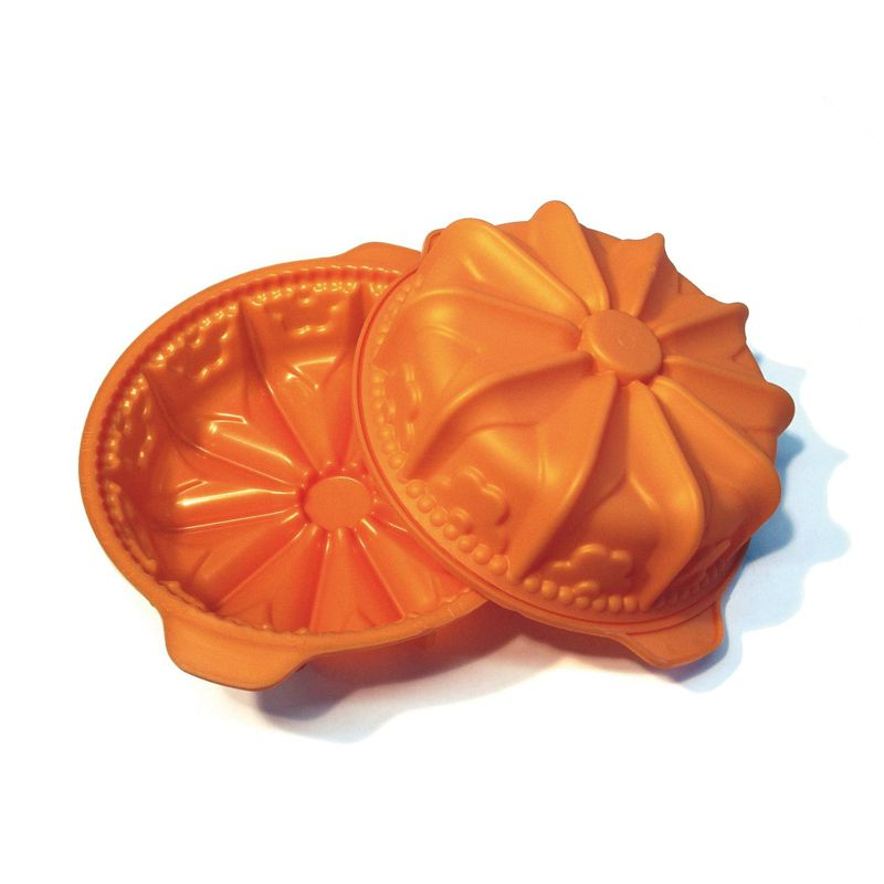 Forma de Silicone Flor Baixa Silikomart