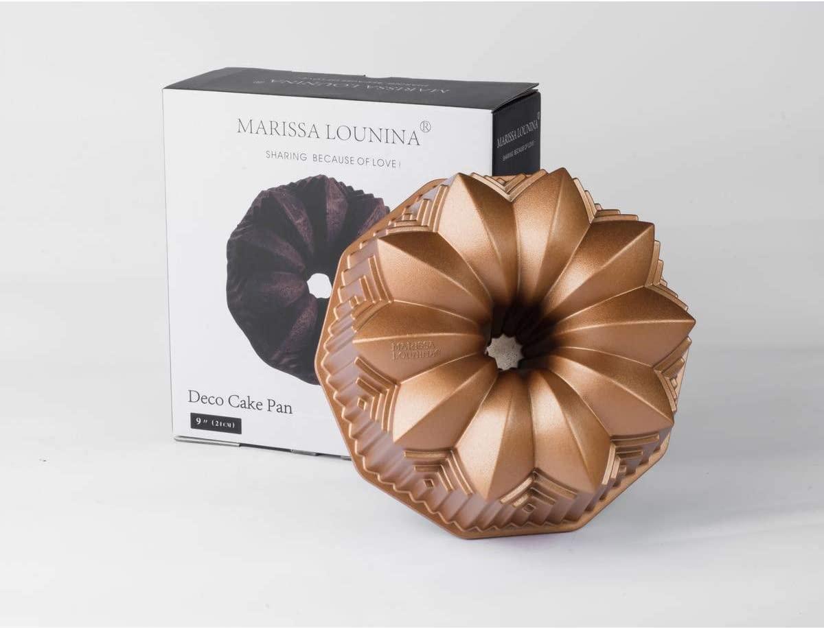 Forma Marissa Lounina Deco Cake Pan