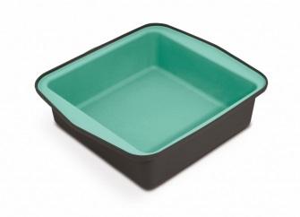 Forma Silicone Bicolor Quadrada