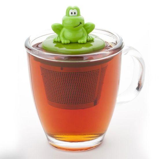 Infusor Chá Sapinho