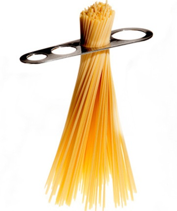 Medidor Espaguete em Inox