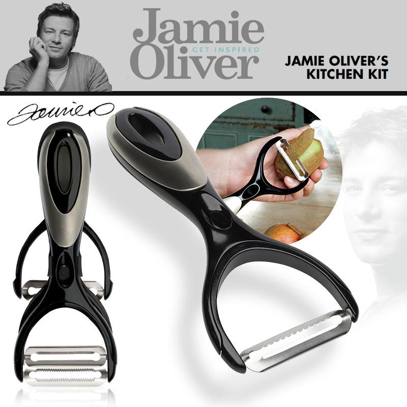 Peeler Descascador 3 em 1 Jamie Oliver