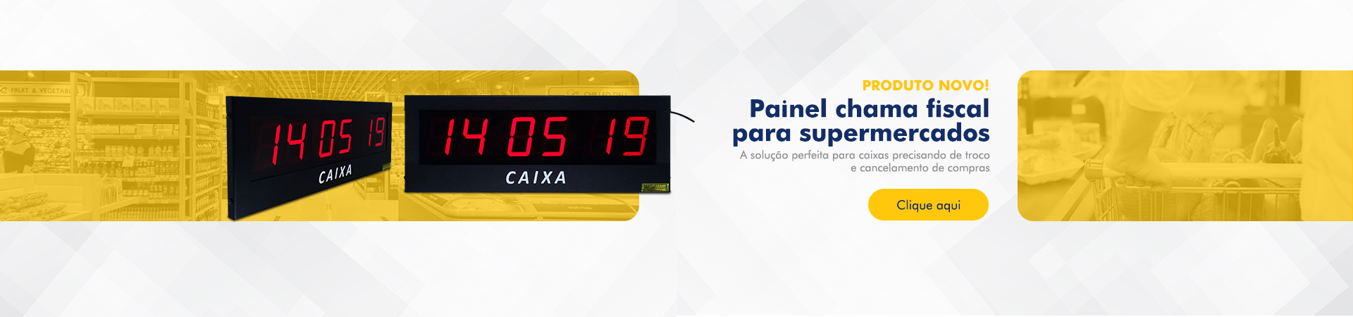 Painel Chama Fiscal
