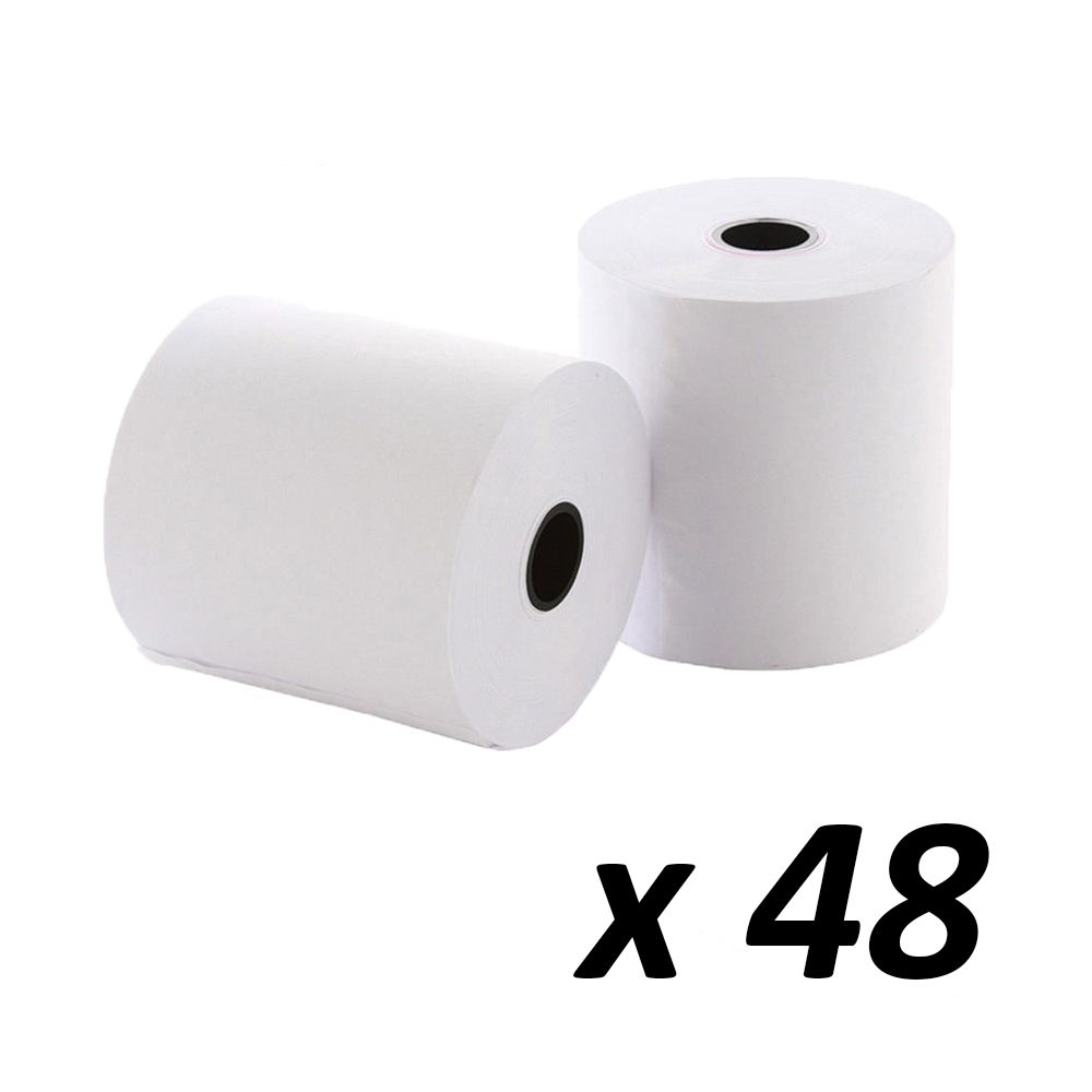 Bobina Térmica 57 mm x 22 m (caixa com 48)