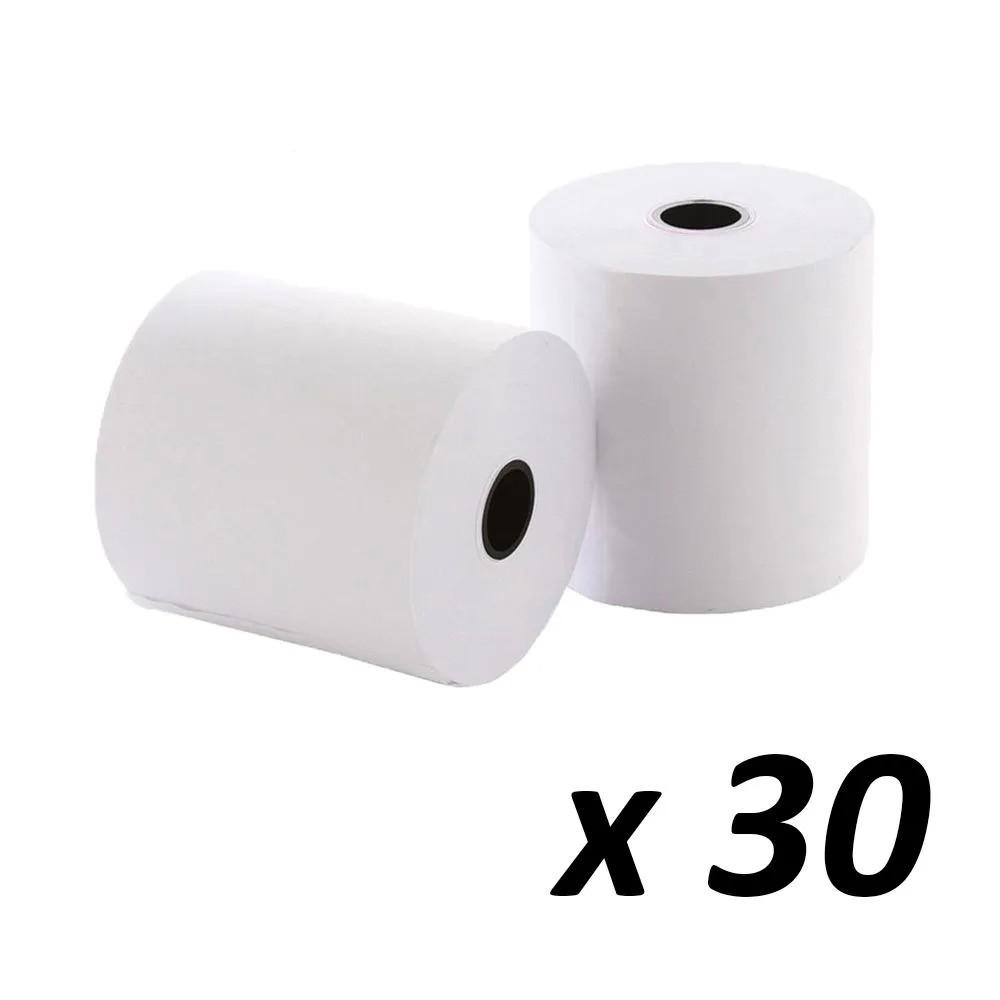 Bobina térmica 79 mm x 40 m (caixa com 30)