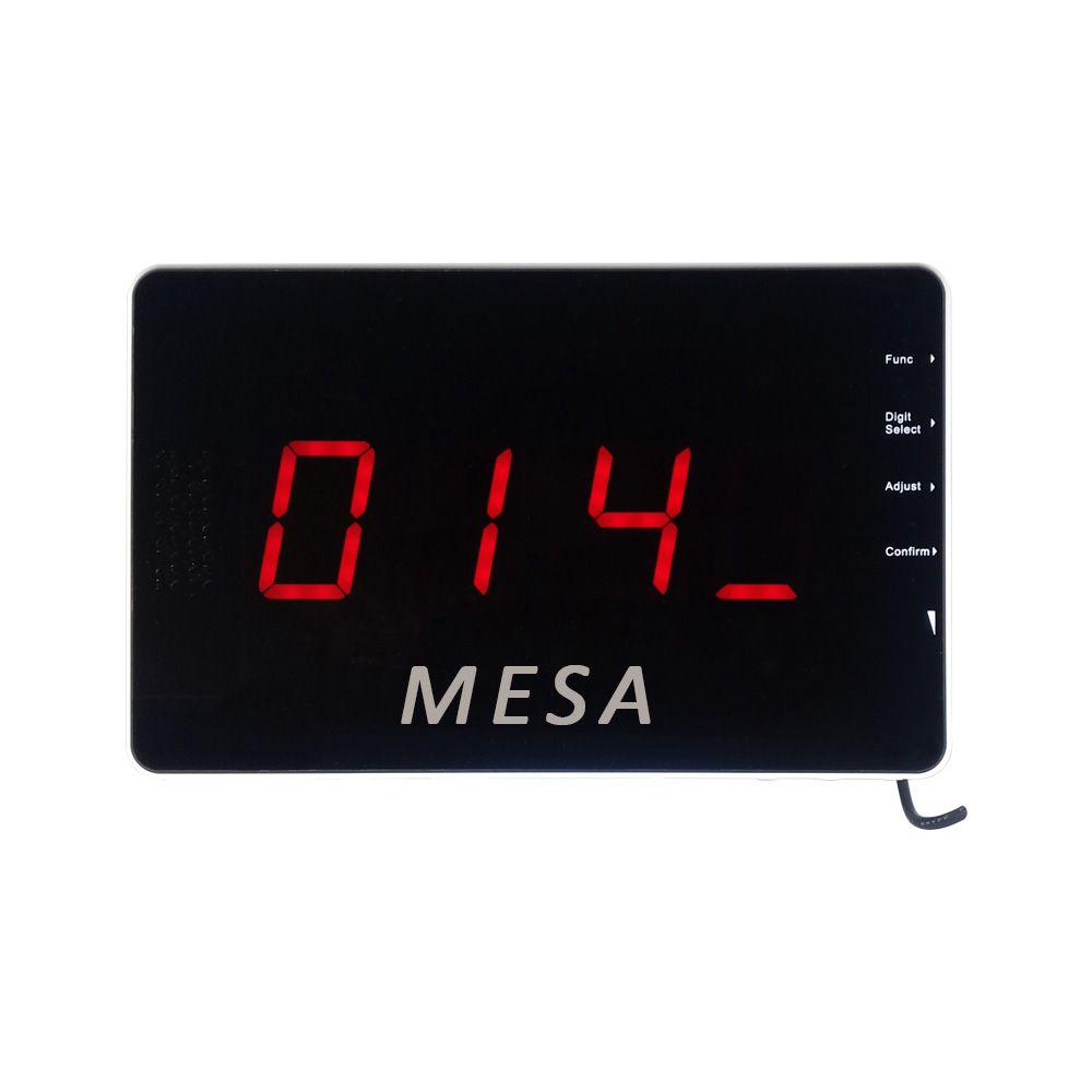 Kit Painel Chama Garçom SMART + 10 Controles de Mesa