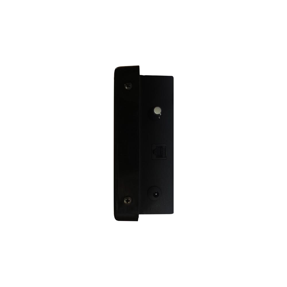 Painel de senha com dígitos de 5 cm + 5 controles sem fio