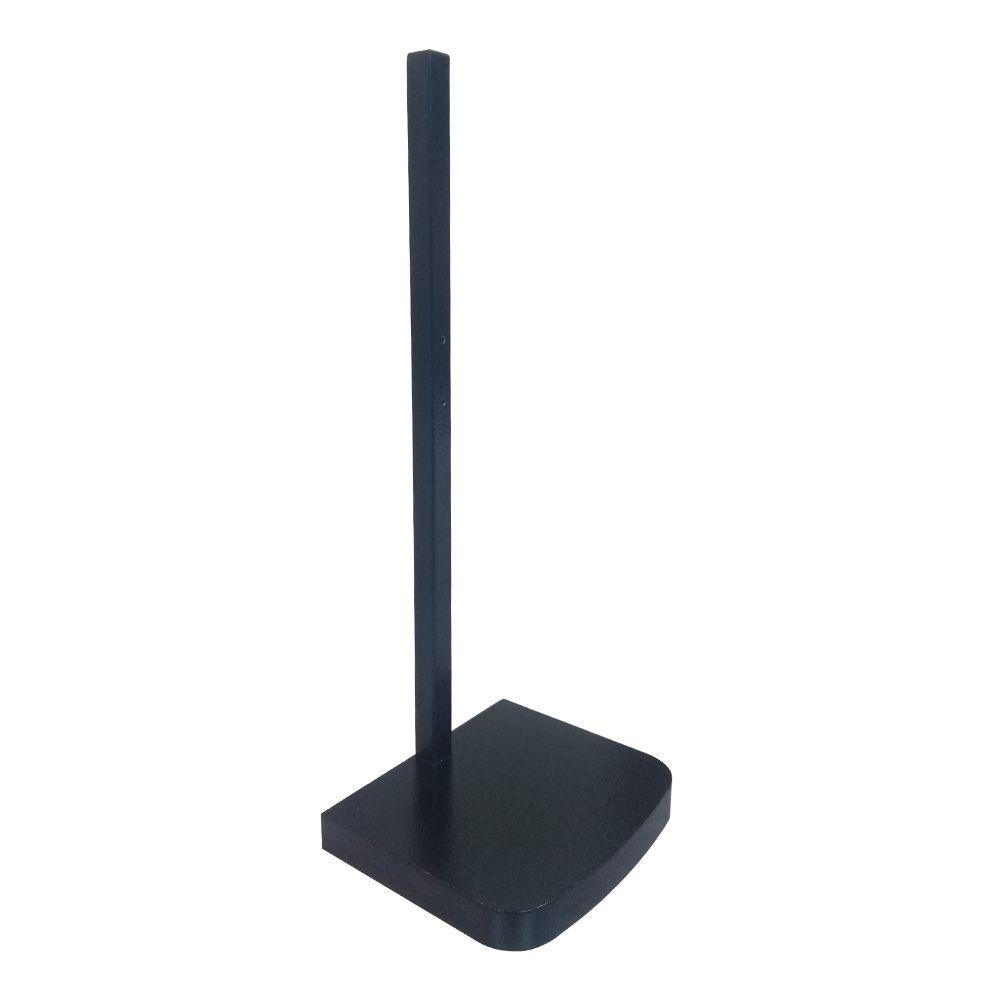 Pedestal de Mesa para Dispensador de Senhas Bico de Pato