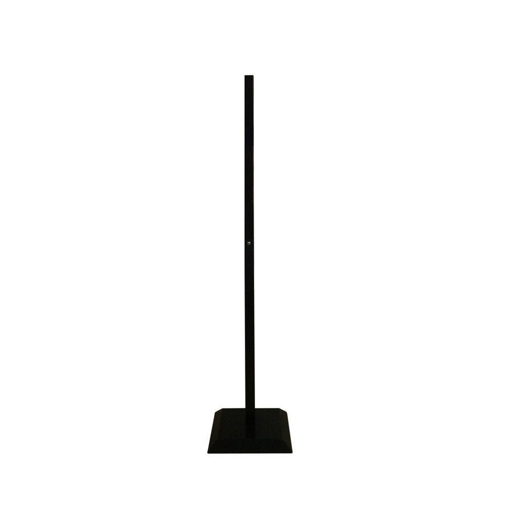 Pedestal de piso para dispensador de senhas bico de pato