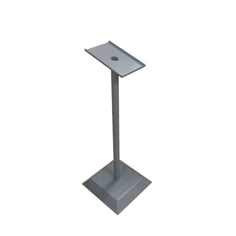 Pedestal de piso para impressora de senhas
