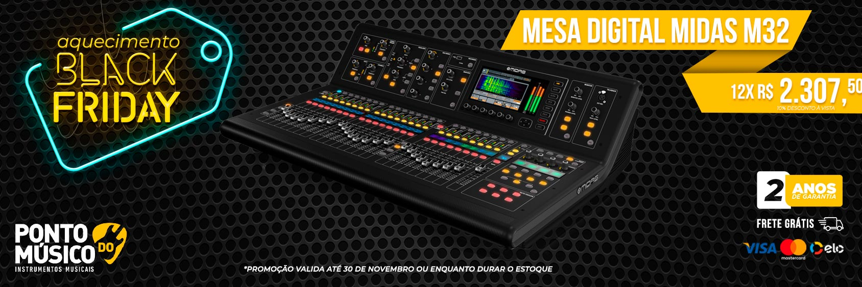 Mesa Digital M32 mIdas