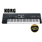 Teclado Workstation Korg Krome 61