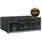 Amplificador Som Ambiente Frahm Slim 1000 la 35w Rms
