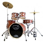 Bateria Acustica 22 C.Ibanez X-pro Stage Dark Natural Wood