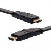 Cabo HDMI 1.3 Maxprint Dobrável FULLHD 1080p Macho x Macho 1,8 Metros