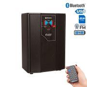 Caixa Multiuso Frahm Usb Sd Fm Bluetooth 50w C/ Bateria 12v