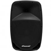 Caixa Ativa Oneal 15 OPB1115 220w Rms C/ Bluetooth USB FM