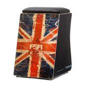 Cajon Eletrico Fsa Design FC-6622 Inglaterra Com Captação Dupla