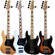 Contra Baixo Jazz Bass Tagima Special Tjb5 5 Cordas