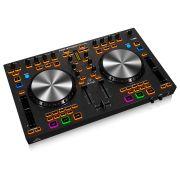 Controlador Dj Behringer Cmd Studio 4a Midi Usb 2 Anos Garantia