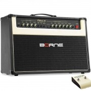 Cubo Amplificador Guitarra Borne Evidence 100 100w Rms C/ Footswitch