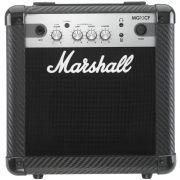Cubo Amplificador Marshall Mg10cf 10w RMS P/ Guitarra